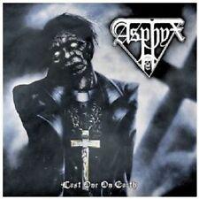 ASPHYX - LAST ONE ON EARTH  CD 16 TRACKS  NEU+++++++++++++