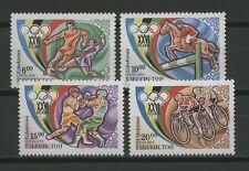 Olimpiada 1996, Olympic Games-uzbekistán - 120-123 ** mnh