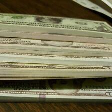 PLAY MONEY Small Bills realistic money kids play, teachers, educational monopoly