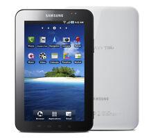 Samsung Galaxy Tab p1000/7 pollici Tablet Bianco/16gb 3g Android/simlockfrei