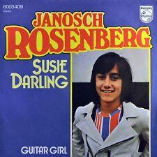 "7"" JANOSCH ROSENBERG Susie Darling ROBIN LUKE TOMMY KENT FRANK FARIAN PHILIPS'74"