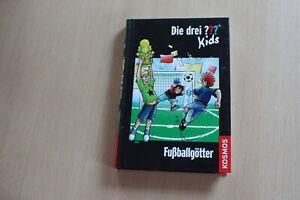 Die drei ??? Kids 42. Fußballgötter (drei Fragezeichen) von Boris Pfeiffer