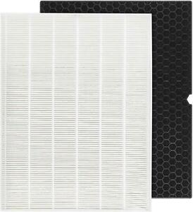 HEPA Replacement Filter H 116130 for Winix 5500-2 Air Purifier Carbon Combo Pack