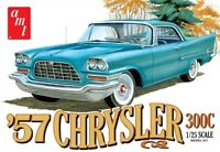 AMT 1957 Chrysler 300 1/25 scale model car kit new 1100