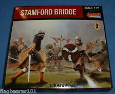 STRELETS SET 911. STAMFORD BRIDGE. ANGLO-SAXONS vs VIKINGS. 1/72 SCALE