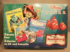 Walt Disney Records Read-Along Collection featuring Disney Pixar Characters