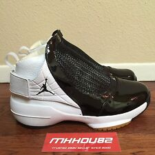 5ef91984618774 New Nike Air Jordan 19 XIX OG West Version Original 2004 Black White Size 11