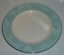"""Homer Laughlin Dinner Plate ROMANCE Cavalier Eggshell Blue 10"""""""