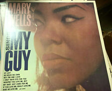 "Mary Wells MOTOWN M-617 ""Sings My Guy"" LP Album Mary Wells 'Mint!'"