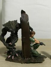 Resident Evil BIOHAZARD Organic Figure Collection 6 Rebecca vs Hunter CAPCOM