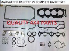Ford Ranger WL Mazda B2500 12V BONGO 2.5td MOTOR & SET JUNTAS DE CULATA 98-06