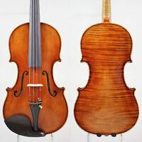 "1 Pc Back!Guarneri 1744 'Ole Bull' 4/4 Violin #6898 ""All European Wood"""