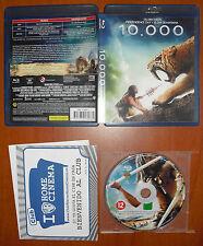 10.000 BC [Blu-Ray & Region Free] Roland Emmerich, Steven Strat, Camila Belle