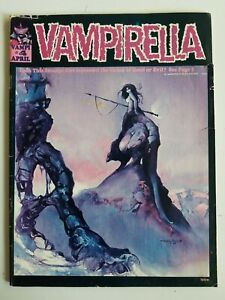 Vampirella Magazine (1969) #4 - Fair