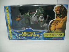 1999 HASBRO Transformers Beast Machines Rattrap Heroic Maximal  ~ MISB