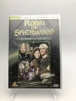 Robin of Sherwood: Series 3 Episodes 11/13 - DVD Set STILL SEALED JASON  CONNERY