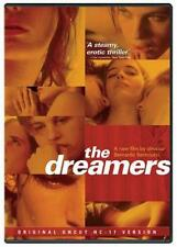 The Dreamers Dvd Rare Nc-17 Version Explicit Eva Green Bertolucci Used Very Good