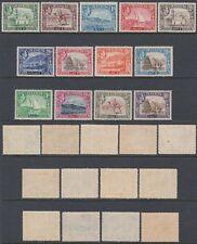 1939 Aden mi.16/28 */MLH libero marchi risolutivo Paesaggio Landscape [st1230]