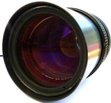 Pentacon GDR 135mm f/2.8  Prime Lens - M42 Mount With Built In Lens Hood..