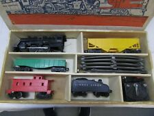 LIONEL 11430  0-27 STEAM SET 1964 ORIGINAL POSTWAR  BOXED and  TESTED