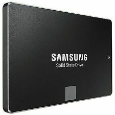 "Samsung 850 EVO 2.5"" 500GB Interna Solid State Drive - Black (MZ-75E500B/AM)"