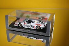 BMW SUPER SILHOUETTE M1 1982 1/43 Spark  2010 LIMITED EDITION  the car