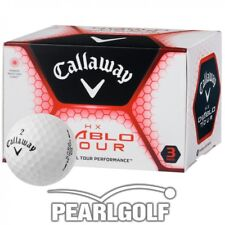 84 CALLAWAY HX DIABLO TOUR WHITE - GOLF BALLS - NEW - 7 DOZEN
