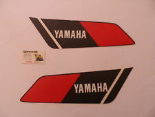 Dtmx 400 Yamaha Year 1978 Stickers For Tank
