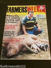 FARMERS WEEKLY - MILKING IT - JULY 6 2001