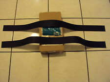 GM NOS Fuel Gas Tank Strap Insulator Anti Squeak Pad (2) Straps