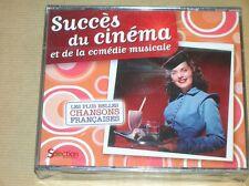 COFFRET 3 CD / SUCCES DU CINEMA ET DE LA COMEDIE MUSICALE/ READER'S DIGEST/ NEUF