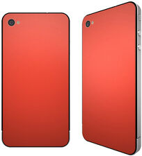 Easiskins Custom Skin For iPhone 4/4S - Lipstick Red