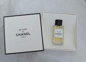 just arrived! Chanel Le Lion De Chanel eau de parfum 4 ml miniature NIB