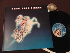 LP Smak Rock Cirkus Yugoslavia 1980 Fold out Cover | M- to EX