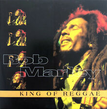 Bob Marley CD King Of Reggae - England (EX/EX+)