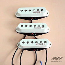 KINMAN IMPERSONATOR 56 STRAT PICKUP Set KNOPFLER Cluck sounds, CLAPTON