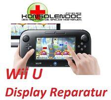 KDOC: NINTENDO WiiU WII U GAMEPAD Reparatur für defektes Display defekt LCD