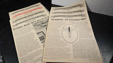 r Ka-Bar Kabar Knife Collector News Bulletins 1986 to 1988