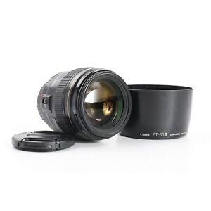 Canon EF 1,8/85 USM + Sehr Gut (233065)