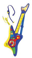 Winfun Rockgitarre BLAU elektrische Kinder E - Gitarre mit Headset uvm 227204
