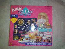 Barbie Fun Fixin Cake Set MIB