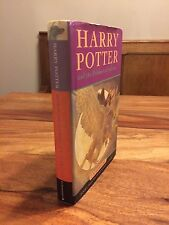 Harry Potter and the Prisoner of Azkaban Bloomsbury 1st Ed, 2nd Print Book