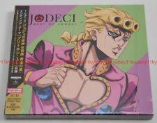New Best Of Jodeci JoJo's Bizarre Adventure Golden Wind 2 CD Japan UICY-15807