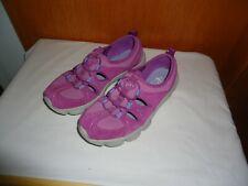 Easy Spirit Esroly e360 Womans Two-Tone Purple Casual Shoes Size 6 M