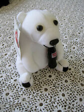 Coca Cola Polar Bear Plush Collection Play by Play With Tag 6.5 inches