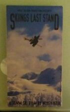 a 16mm ski film bymikey hilb  SKIINGS LAST STAND   VHS VIDEOTAPE