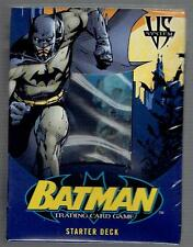 Batman Trading Card Game Starter Deck - VS System 2005