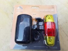 CYCLE CLUB BICYCLE LIGHT SET.