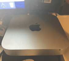 Mac mini (Late 2012) i7 2.3 Ghz Quad-Core 16 GB 1600 MHz DDR3 256 GB SSD macOS