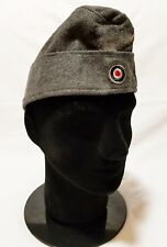 WW2 German Luftwaffe Airforce Officers Enlisted M40 Oversees Hat Cap